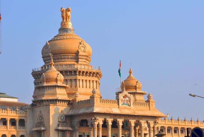 Bangalore- Vidhana Soudha